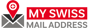 My Swiss Mail Address Logo