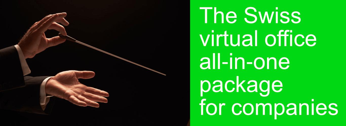 Swiss virtual office